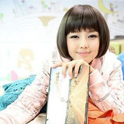 Aura Wigs - Short Bob Full Wig - Straight