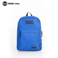 Fourone - Plain Nylon Backpack