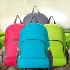 Cattle Farm - Nylon Foldable Light Backpack / Luggage Organizer