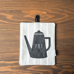 Cutie Bazaar - Printed Heat Resistant Pad