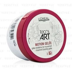 L'Oreal - Professionnel Tecni.Art Motion Gelee Movement Boosting Gelee (Force 3)