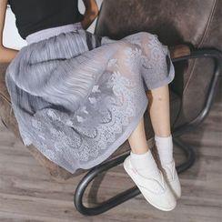 Porta - Lace Skirt