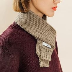 Heynew - Applique Knit Scarf