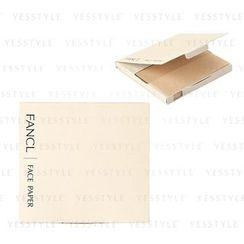 Fancl - Face Paper