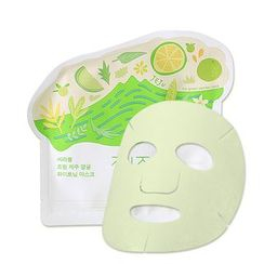 Ciracle - From Jeju Citrus Sudachi Whitening Mask
