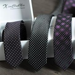 Xin Club - Slim Neck Tie (5cm)
