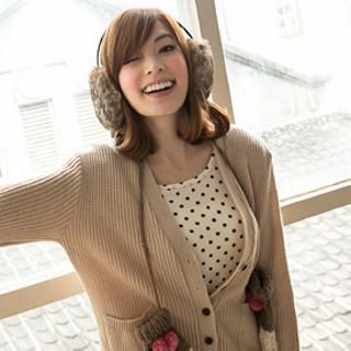 Tokyo Fashion - Dotted Long Knit Top