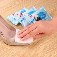 四季美 - 鞋子清潔濕巾