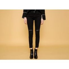 Envy Look - Distressed Skinny Pants