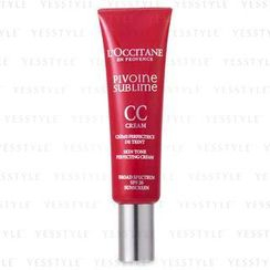 L'Occitane - Pivoine Sublime Skin Tone Perfecting Cream (Light)