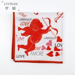Luonan - Print Pocket Square