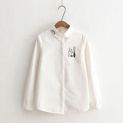 PANDAGO - Print Shirt