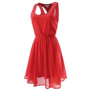 TheLeesW - Sleeveless A-Line Dress