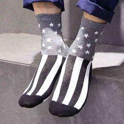 Aeoo - 圖案襪