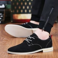 Gerbulan - Lace Up Casual Shoes