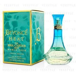 Beyonce - Heat The Mrs. Carter Show World Tour Eau De Parfum Spray (Limited Edition)