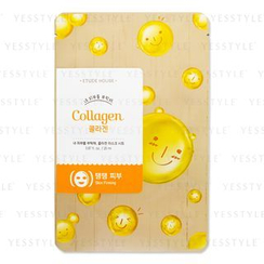 Etude House - New I Need You, Collagen!  Mask Sheet