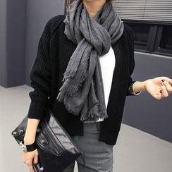 NANING9 - 流蘇圍巾