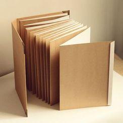Paper House - Accordion DIY Photo Album