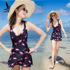 rosiwini - Printed Swim Dress