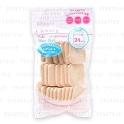 Chasty - Makeup Sponge Value Pack compact