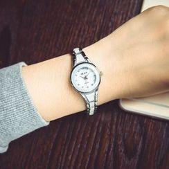 Crocosmia - Ceramic Bracelet Watch