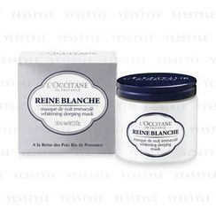 L'Occitane - Reine Blanche Whitening Sleeping Mask