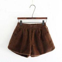 Nycto - Fleece Shorts