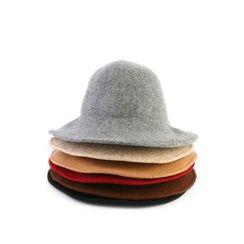 Ohkkage - Wool Blend Hat