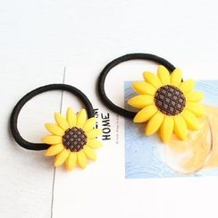 Hush Hush - Flower Hair Tie