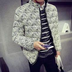 Alvicio - Patterned Padded Jacket