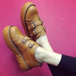 Limone - Buckled Buckled Oxfords