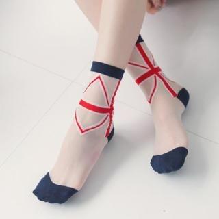 K-Style - Flag Print Socks