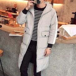 Rory Jerry - Hooded Down coat