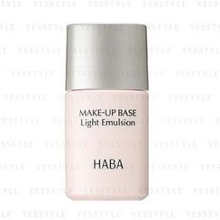 HABA - Make-Up Base Light Emulsion SPF 18 PA+