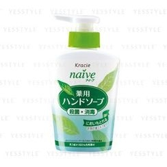 Kracie - Naive Medicated Hand Soap (Green Tea)