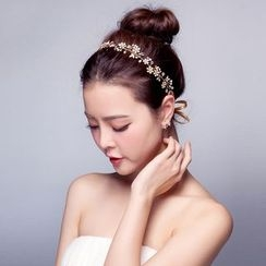 Suaylla - Bridal Flower Hair Band