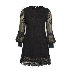 Flore - Lace Dress