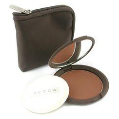 Becca - Fine Pressed Powder - # Cocoa