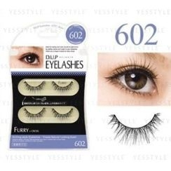 D-up - Furry Eyelashes (#602 Patchy)