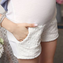 Fashion Street - Maternity Shorts