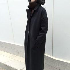 Cloud Nine - Single-Button Midi Coat