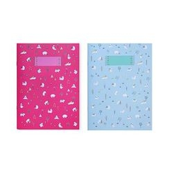 Full House - Printed Notebook 2pcs (M)