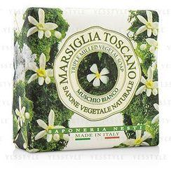 Nesti Dante - Marsiglia Toscano Triple Milled Vegetal Soap - Muschio Bianco