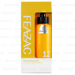 FEAZAC - Semi-Permanent Color Treatment (#12 Yellow)