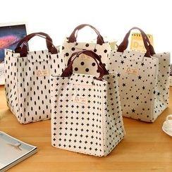 SunShine - 星星印花便当手提袋