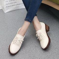 Charming Kicks - 流苏乐福鞋