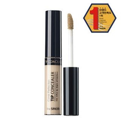 The Saem - Cover Perfection Tip Concealer (#01 Clear Beige)