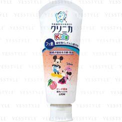 LION - Clinica Kid's Gel Toothpaste (Peach)