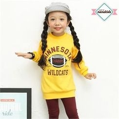 nanakids - Girls Printed Long Sweatshirt